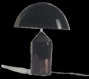 Dessin lamps Atollo 233-D Vico Magistretti 1977